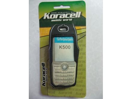 Futrola za telefon Sony Ericsson K500