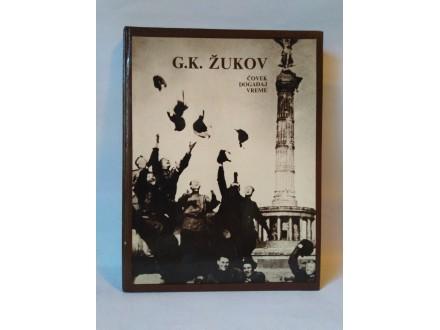 G.K. ŽUKOV *Fotomonografija* Čovek – događaj – vreme