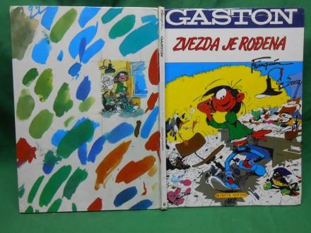 GASTON Br.8   GASTON-ZVEZDA JE ROĐENA  ..ređe izdanje