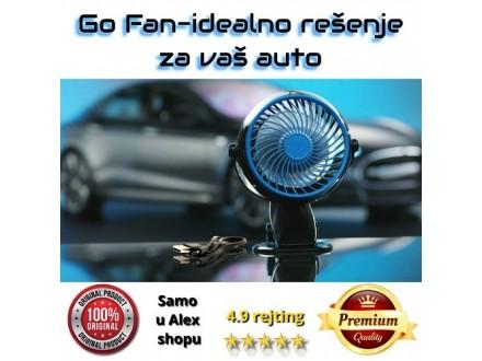 GO Fan-bežični ventilator za auto