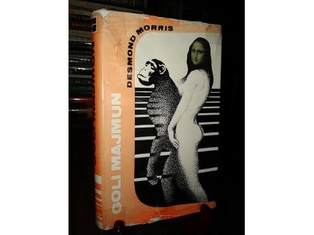 GOLI MAJMUN - Desmond Morris