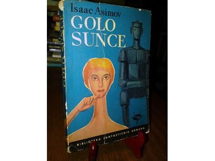 GOLO SUNCE - Isaac Asimov (1959)
