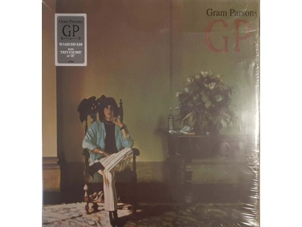 GRAM PARSONS - GP - LP