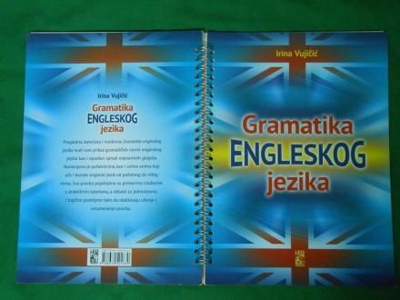 GRAMATIKA ENGLESKOG JEZIKA Irina Vujičić