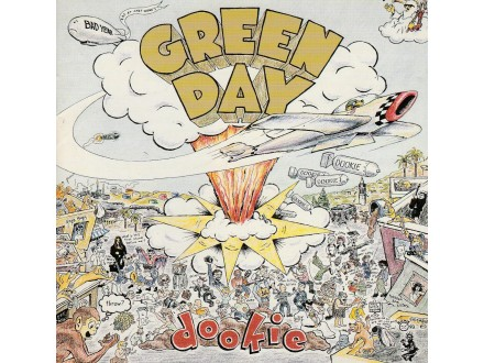 GREEN DAY - Dookie