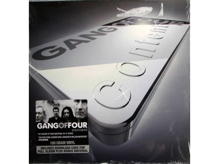 Gang Of Four-Content