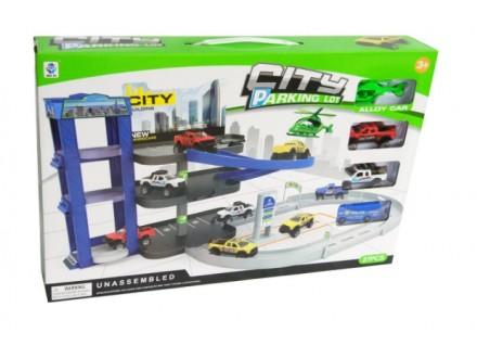 Garaza parking set