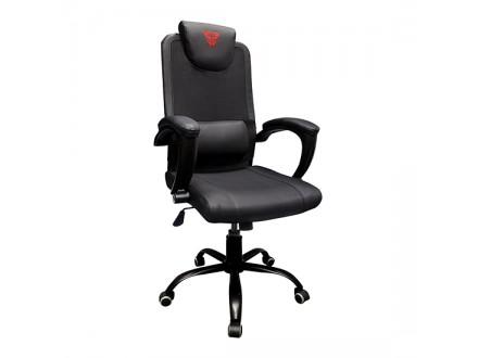 Gejmerska stolica GC-185X crna FANTECH