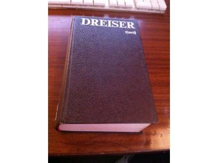 Genij Dreiser