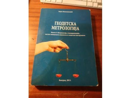 Geodetska metrologija Milosavljević