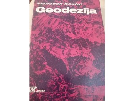 Geodezija - Slobodan Kontić