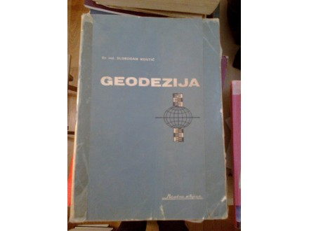 Geodezija - dr inž Slobodan Kontić