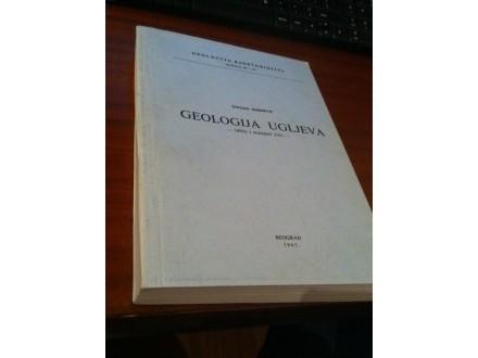 Geologija ugljeva Đivojin Đorđević