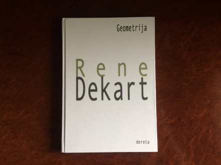 Geometrija - Rene Dekart