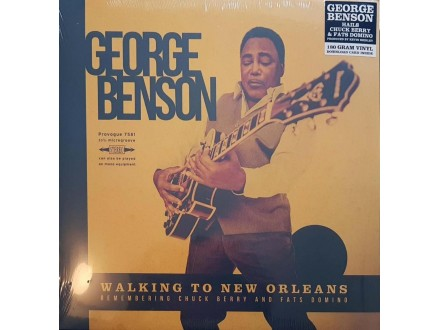 George Benson Walking To New Orleans-Remembering...(Bla