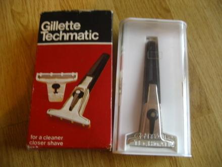 Gilette Techmatic brijač