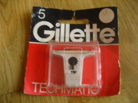 Gilette Techmatic uložak za brijač nekorišćen