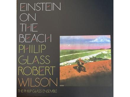 Glass, Philip-Einstein On the beach
