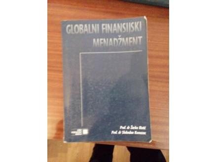 Globalni finansijski menadžment - Ristić Komazec