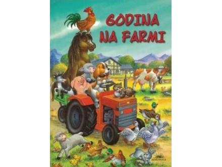 Godina na farmi - Fransoa Le Gloaek