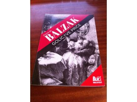 Goicave priče Onore de Balzak