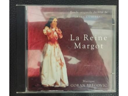 Goran Bregovic – La Reine Margot  CD (MINT,1996)