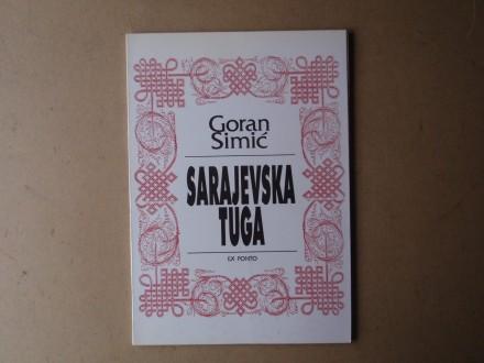 Goran Simić - SARAJEVSKA TUGA