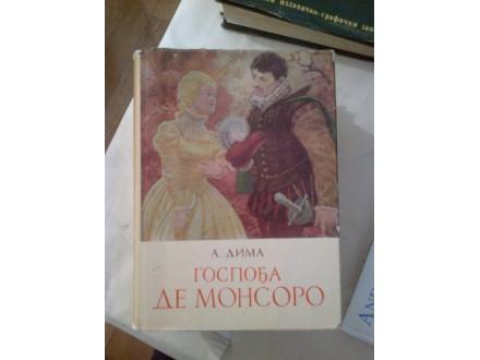 Gospođa De Monsoro II - Aleksandar Dima