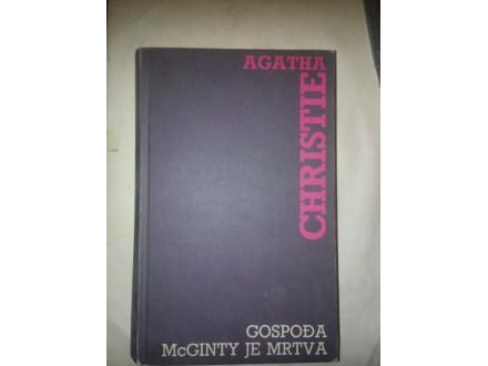 Gospođa McGinty je mrtva - Agatha Christie