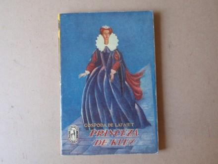 Gospođa de Lafajet - PRINCEZA DE KLEV