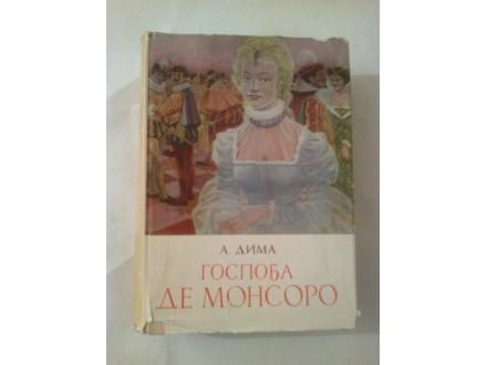 Gospođa de Monsoro I - Aleksandar Dima