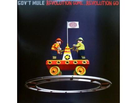 Gov`t Mule – Revolution Come...Revolution Go