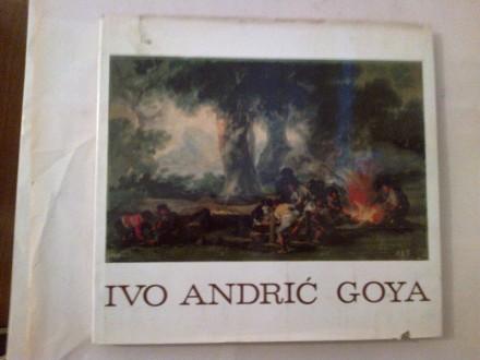 Goya - Ivo Andrić