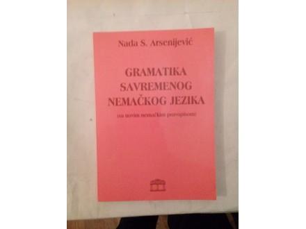 Gramatika savremenog nemačkog jezika - Nada Arsenijević