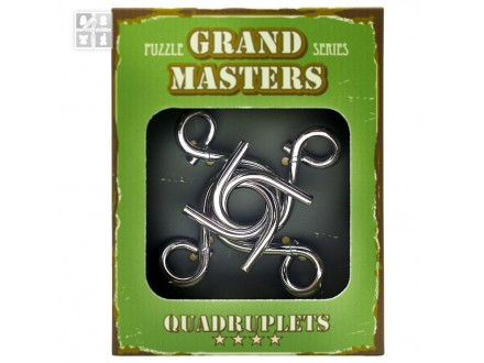 Grand Master Quadruplets