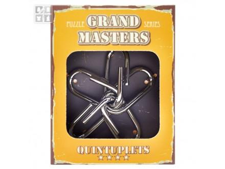 Grand Master Quintuplets