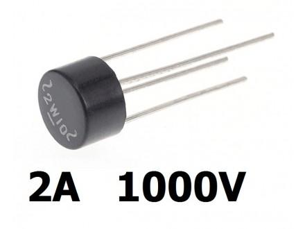 Grecov spoj 2A 1000V