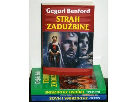 Gregori Benford - STRAH ZADUŽBINE