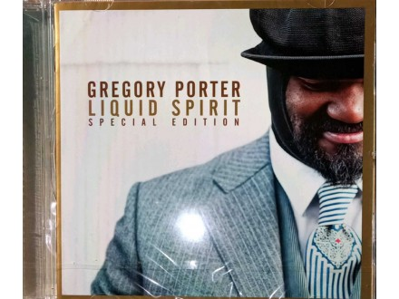 Gregory Porter- Liquid spirit