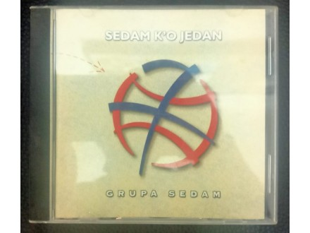 Grupa Sedam – Sedam K`o Jedan CD (Komuna,1998)