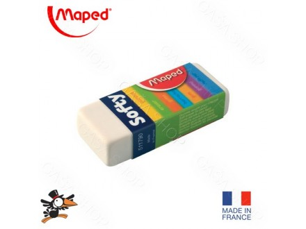 Gumica za brisanje Maped Softy Art. 511790