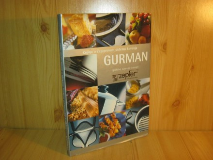 Gurman - knjiga o Zepterovom sistemu kuvanja