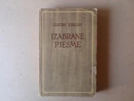 Gustav Krklec - IZABRANE PJESME