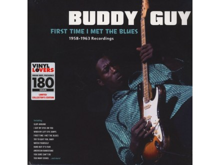 Guy, Buddy-First Time I Met.. -Hq-
