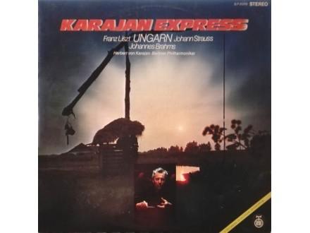 H.VON KARAJAN - Karajan Express..2LP