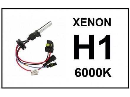 H1 XENON sijalica - 6000K - 35W - 1 komad