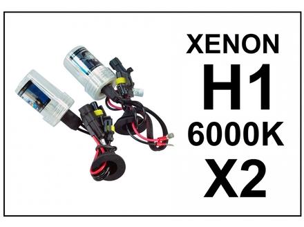 H1 XENON sijalica - 6000K - 35W - 2 komada
