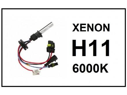 H11 XENON sijalica - 6000K - 35W - 1 komad
