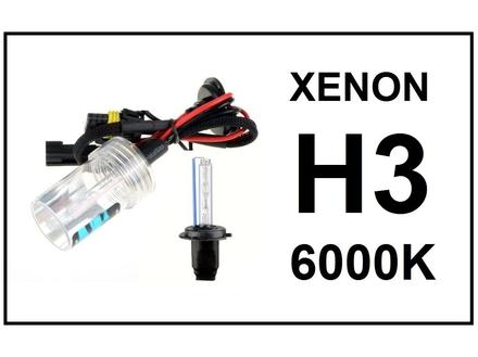 H3 XENON sijalica - 6000K - 35W - 1 komad