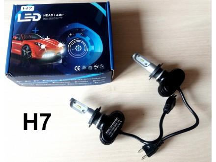 H7 LED Sijalice - 48W - 2 komada